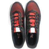 Men's 361 Fira Running Shoes Black/Red
