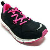 Women's 361 IncrediLITE Running Shoes Black/Light Red - 361 Shoes - 361 Degrees Philippines