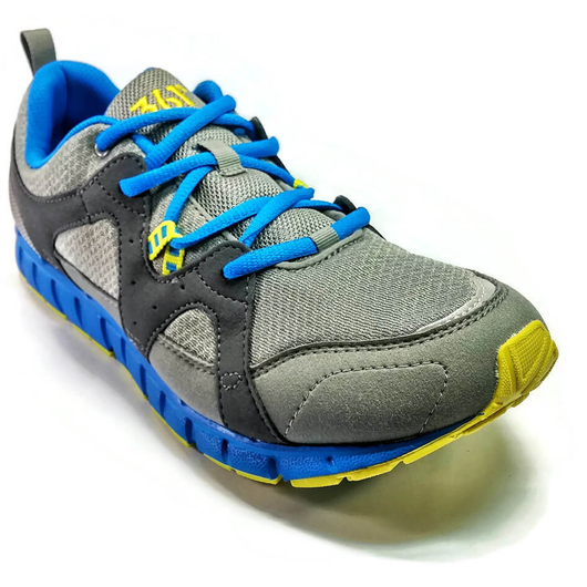 Men's 361 IncrediLITE Running Shoes Grey/Blue - 361 Shoes - 361 Degrees Philippines