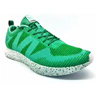 Men's 361 Knitted Running Shoes Green - 361 Shoes - 361 Degrees Philippines