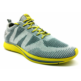 Men's 361 Knitted Running Shoes Grey/Yellow - 361 Shoes - 361 Degrees Philippines