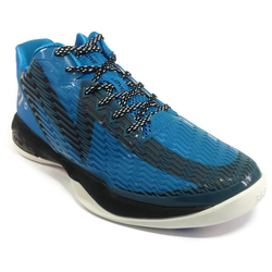 Men's 361 MB4 Basketball Shoes Blue/Black - 361 Shoes - 361 Degrees Philippines