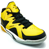 Men's 361 MB Ultimate Basketball Shoes Black/Yellow - 361 Shoes - 361 Degrees Philippines