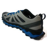Men's 361 MastaOutdoor ArchLock Trail Running Shoes Grey/Blue