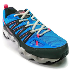 Women's 361 MastaOutdoor Trail Running Shoes Black/Blue - 361 Shoes - 361 Degrees Philippines