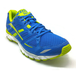 Men's 361 Zomi Running Shoes Blue/Green - 361 Shoes - 361 Degrees Philippines