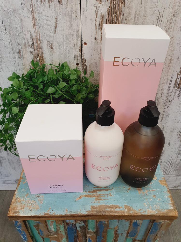 Sweetpea & Jasmine 'Spoil You Mum' Gift Pack by Ecoya