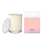 Sweet Pea & Jasmine Madison Candle (400g) by Ecoya