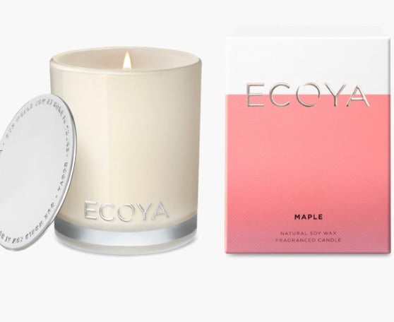 Maple Madison Candle (400g) by Ecoya