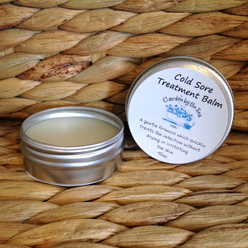 Cold Sore Treatment Balm