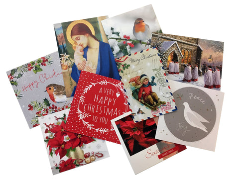 Christmas cards - Breast Cancer Care