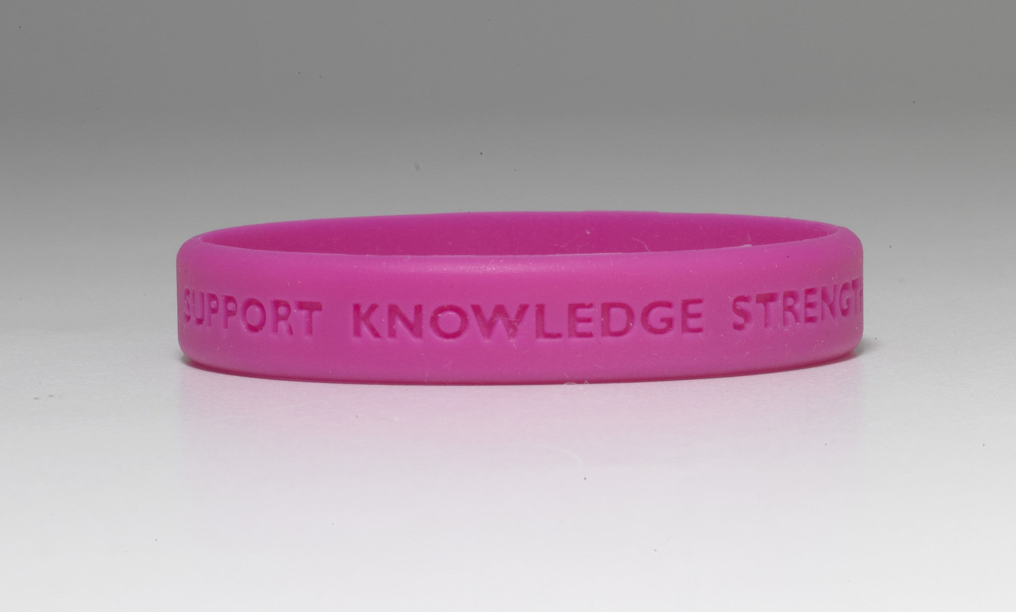 bracelet b hot font pink quality shop silicone breast the cancer buoys awareness limited lot high edition wristband save blank