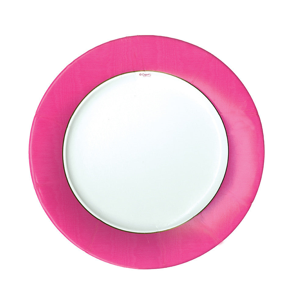 breast cancer paper plates Breast cancer awareness pink plate breast cancer awareness pink plates are personalized plates and may contain from one to six characters or from one to.