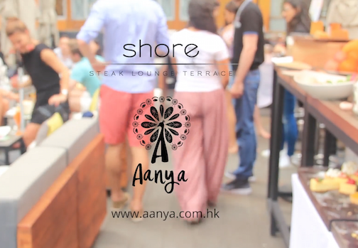 Aanya X Shore Event Video!