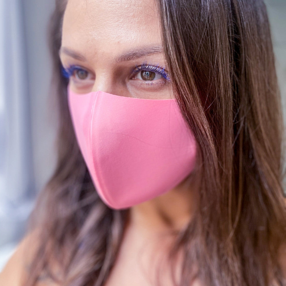 Face Mask in 'Limited Edition Pink'