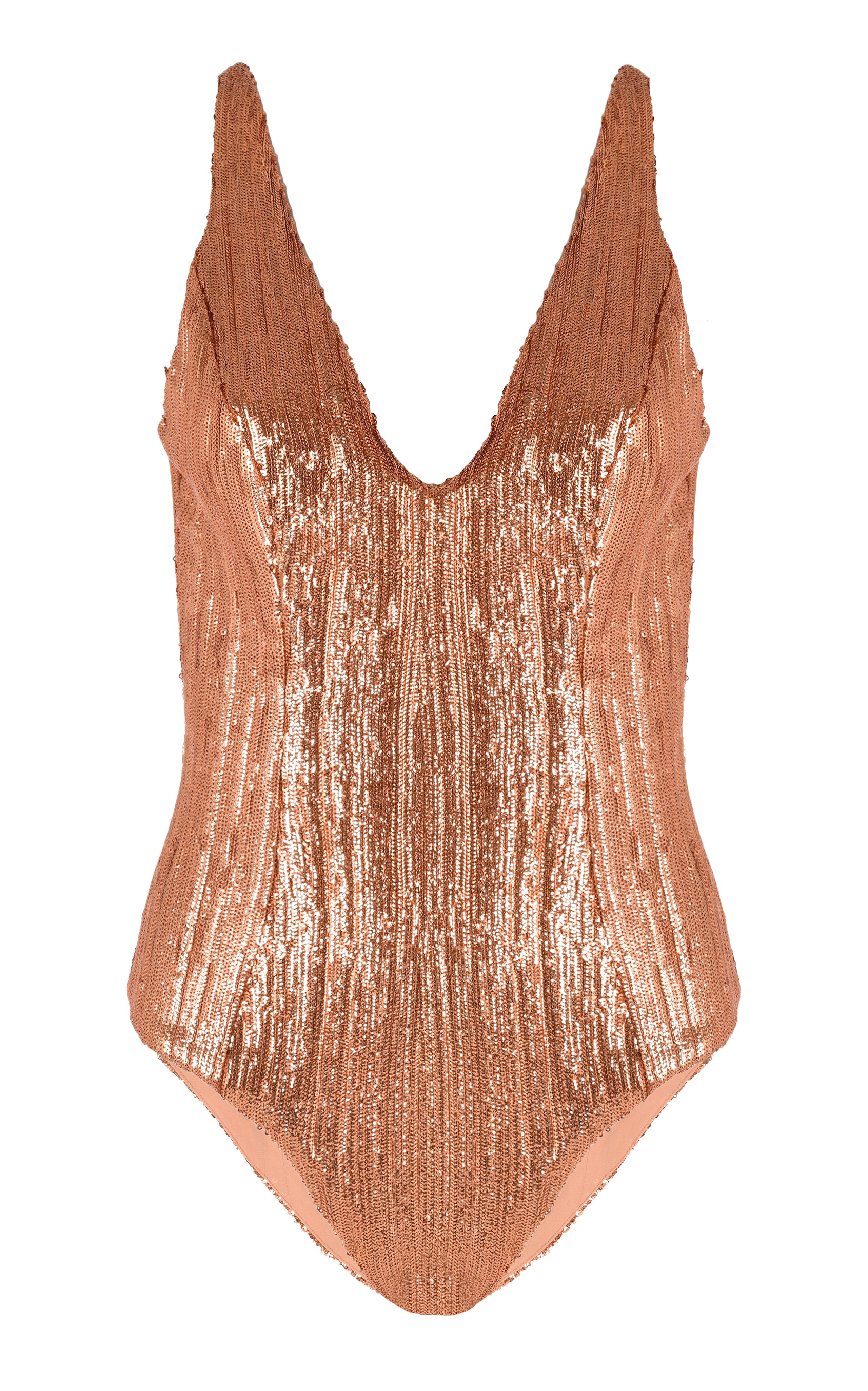 SEQUIN EMBROIDERED BODYSUIT