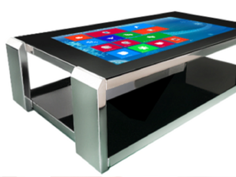 TACT - Multitouch Table