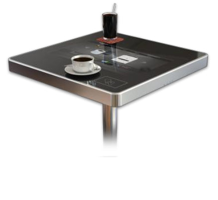 TACT Coffee - Multitouch Table