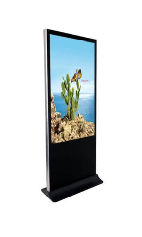 TACT MIRROR - Multitouch Information Totem - Mirror Look