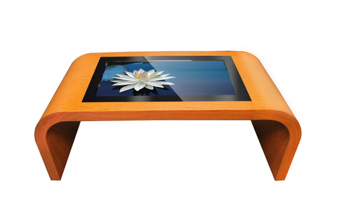 TACT LOW - Multitouch Table