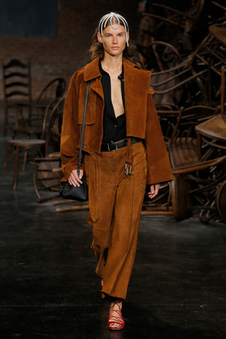 the-krista-jacket-in-cocoa-suede,the-robbi-belt-in-black,the-small-jeanne-bag-in-black-leather