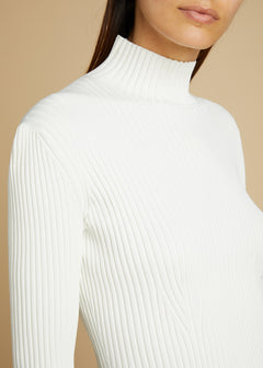 The Jacques Sweater in Cream