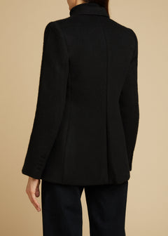 The Allison Jacket in Black