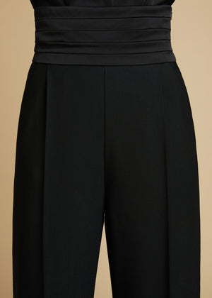 The Blaine Trouser in Black