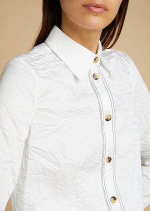 The Lemay Shirt in White