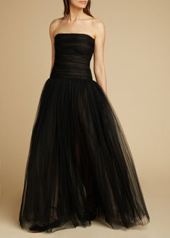 The Fran Dress in Black