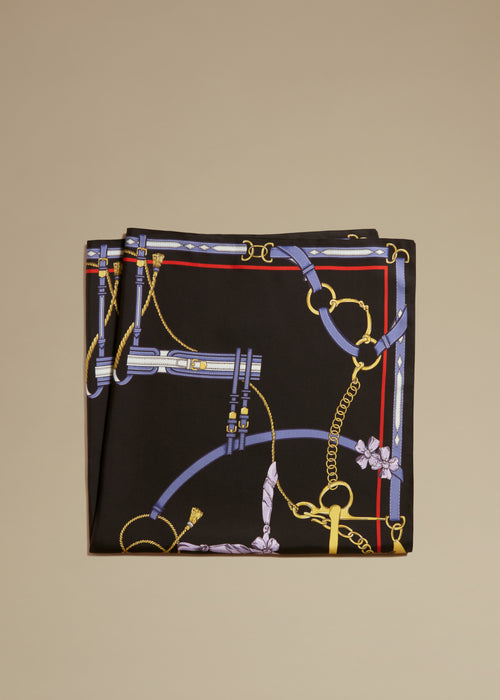 The Antonio Scarf in Heritage Print