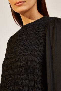 The Annette Top in Black