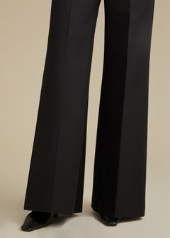 The Bernadette Pant in Black