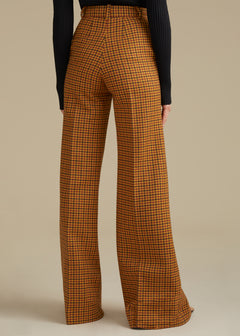 The Bernadette Pant in Gingham