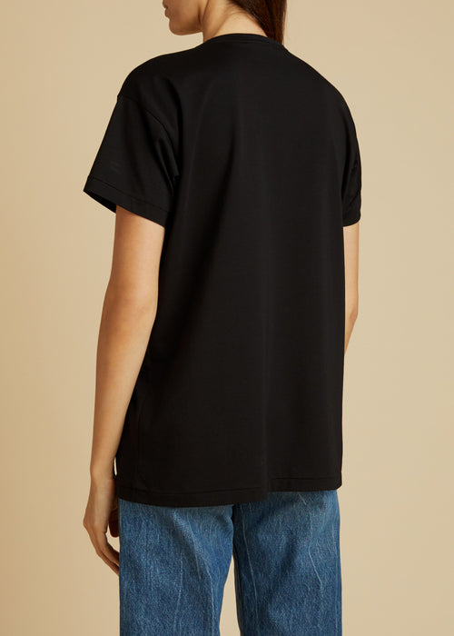 The Brady T-Shirt in Black