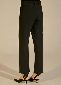 The Catherine Pant in Black