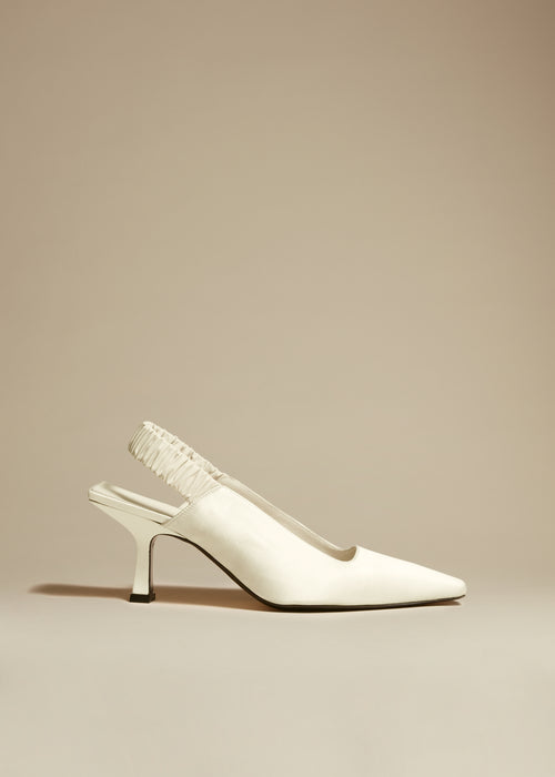 The Celaya Pump in Ivory