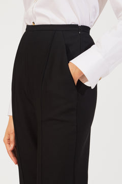 The Georgia Pant in Black