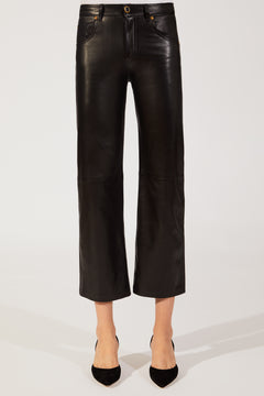 The Wendell Pant in Black
