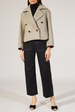 The Carlotta Jacket in Grey