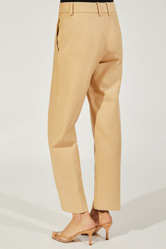 The Catherine Pant in Khaki