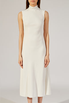 The Coleen Dress in Ivory