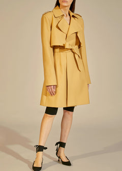 The Dani Trench in Sand