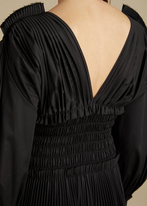 The Dawny Dress in Black