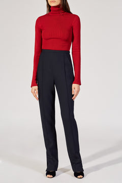 The Diana Pant in Navy
