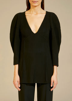 The Jenny Top in Black