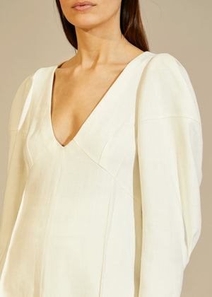 The Jenny Top in White