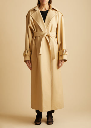 The Libby Trench in Khaki
