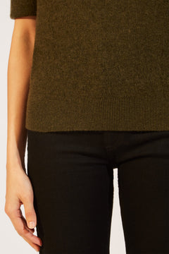 The Lydia Sweater in Sage