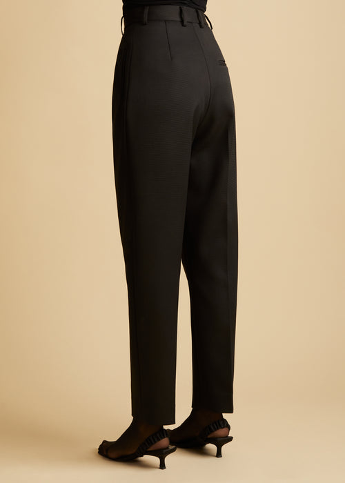 The Magdeline Pant in Black